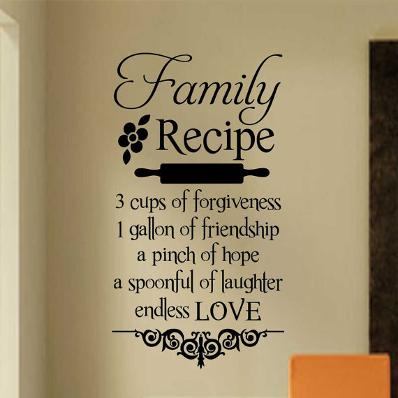 Quotes About Family Recipe 28