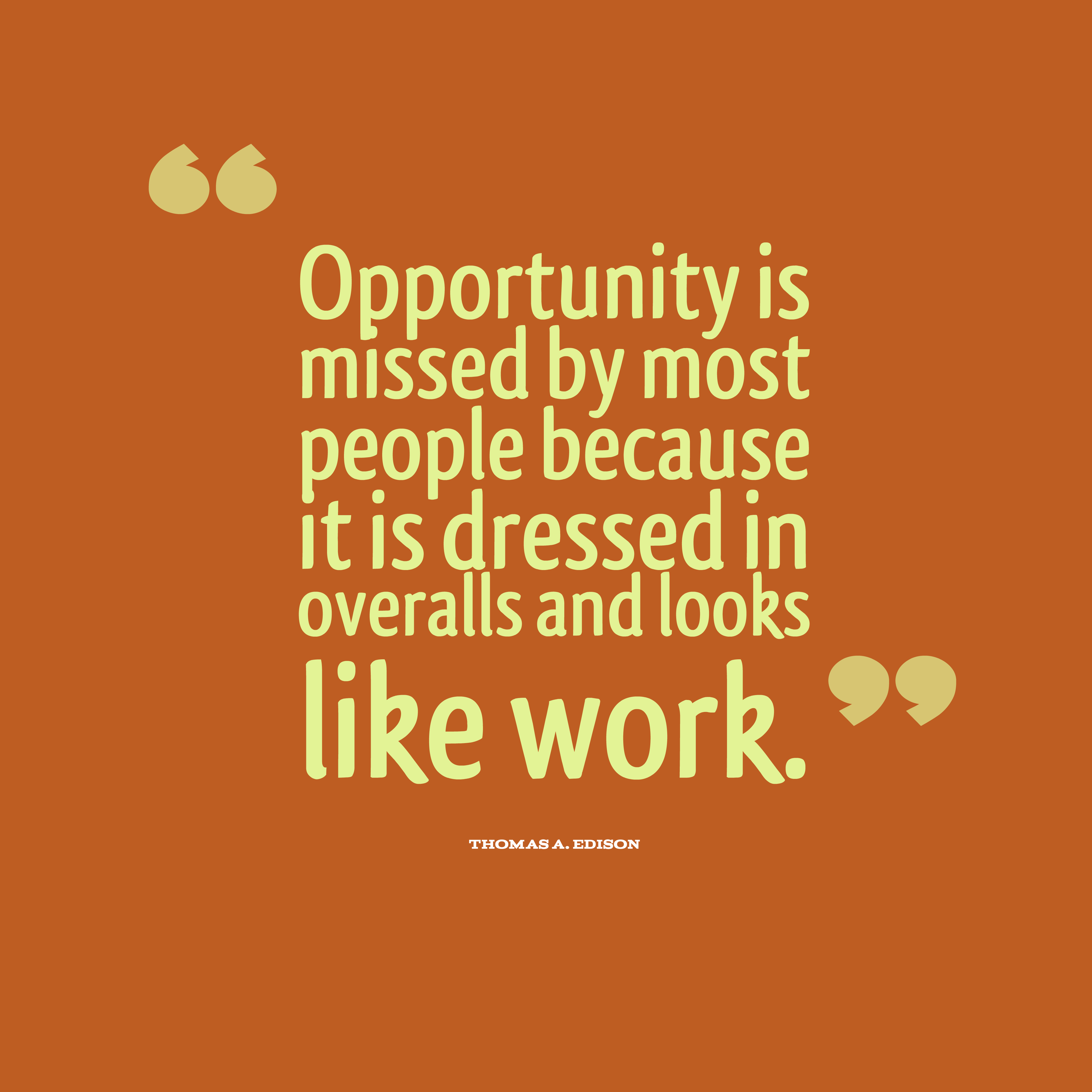 Work and Employment: a selection of quotes