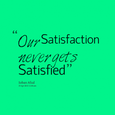 Quotes about Patient satisfaction (23 quotes)