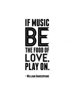 Quotes About Music Shakespeare 33 Quotes