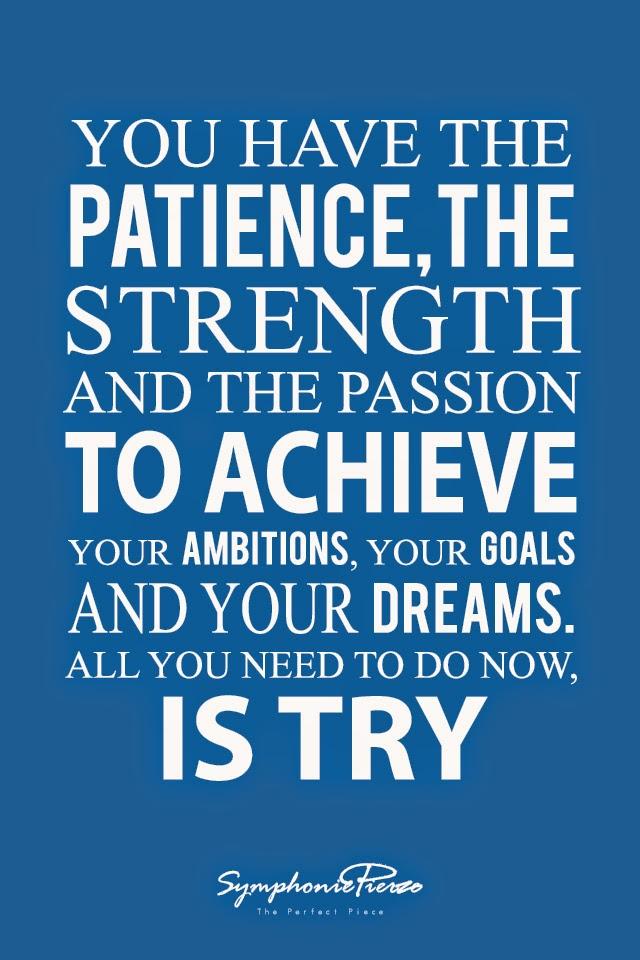 dreams and goals essay