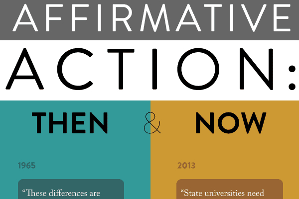 Affirmative Action: Court Decisions