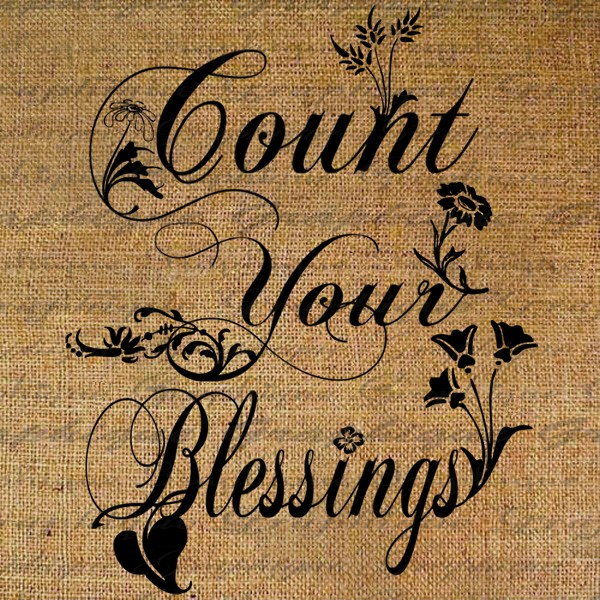 Quotes About Counting Your Blessings: Quotes About Counting Your Blessings (39 Quotes