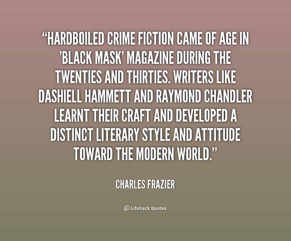 quotes about crime fiction 86 quotes