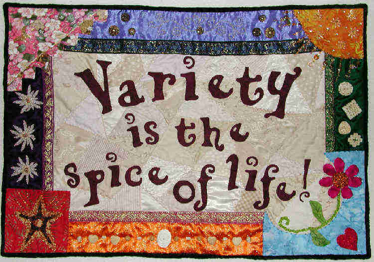 Variety Is The Spice Of Life Thestartupguideco