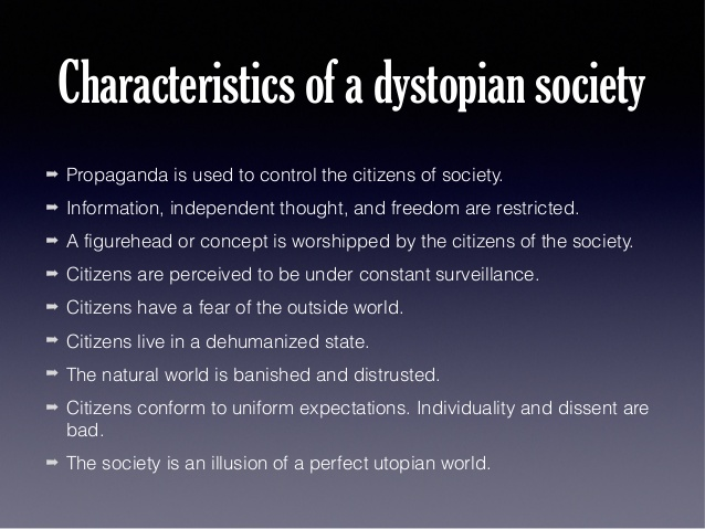 utopia dystopia essay questions Utopia is the idea of a perfect civilization wherein the beauties of society reign such as equality, no discrimination, a perfect legal system, law abiding citizens or a law free society due to being crime free and eco friendly etc.