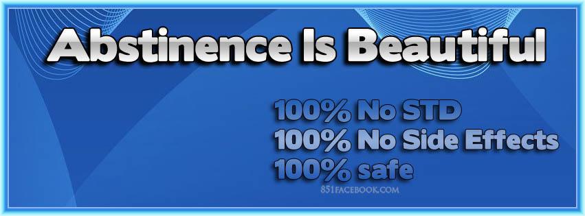 Safe sex abstinence