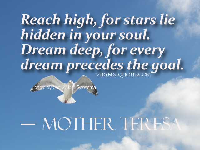 Quotes About Achieving The Goal Quotes - Quotes about achieving goals and dreams