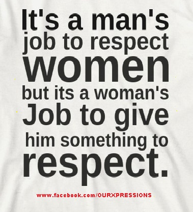 quotes about respect women 128 quotes