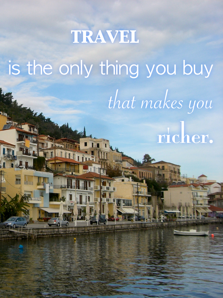 Quotes About Travel To Greece 21 Quotes