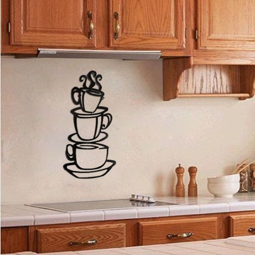 Kitchen Metal Wall Decor: Kitchen Metal Wall Art Decor