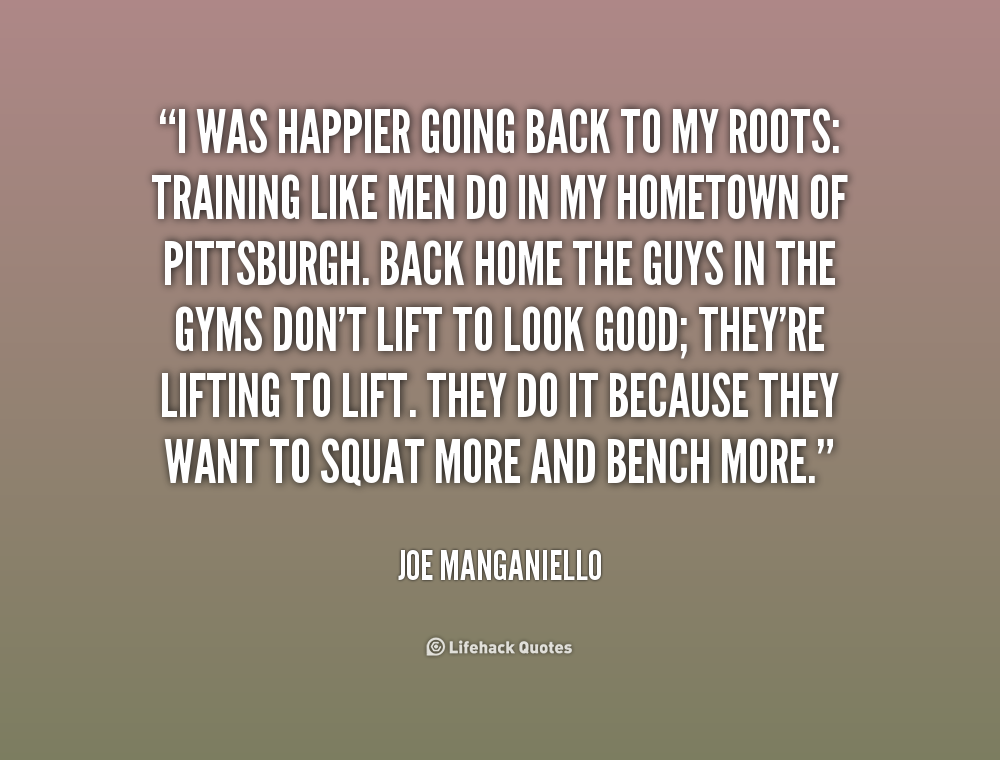 Quotes About Hometown 142 Quotes