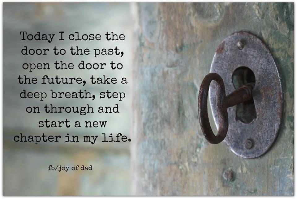 opening the door to new life essay