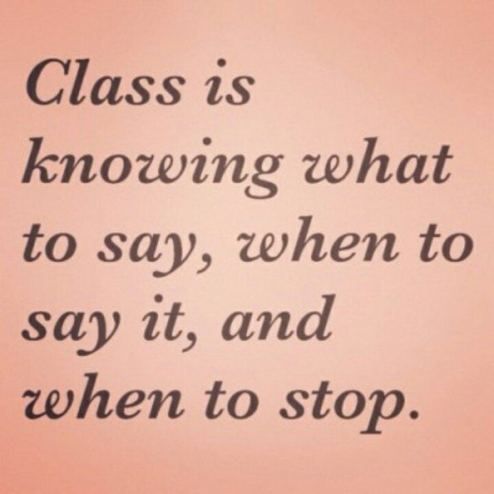 Quotes about Classy Women (32 quotes)