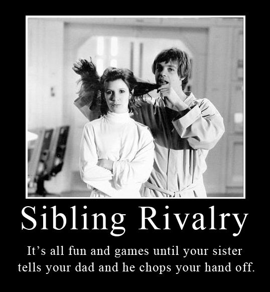 quotes about sister rivalry