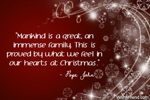 Quotes About Christmas And Family 88 Quotes