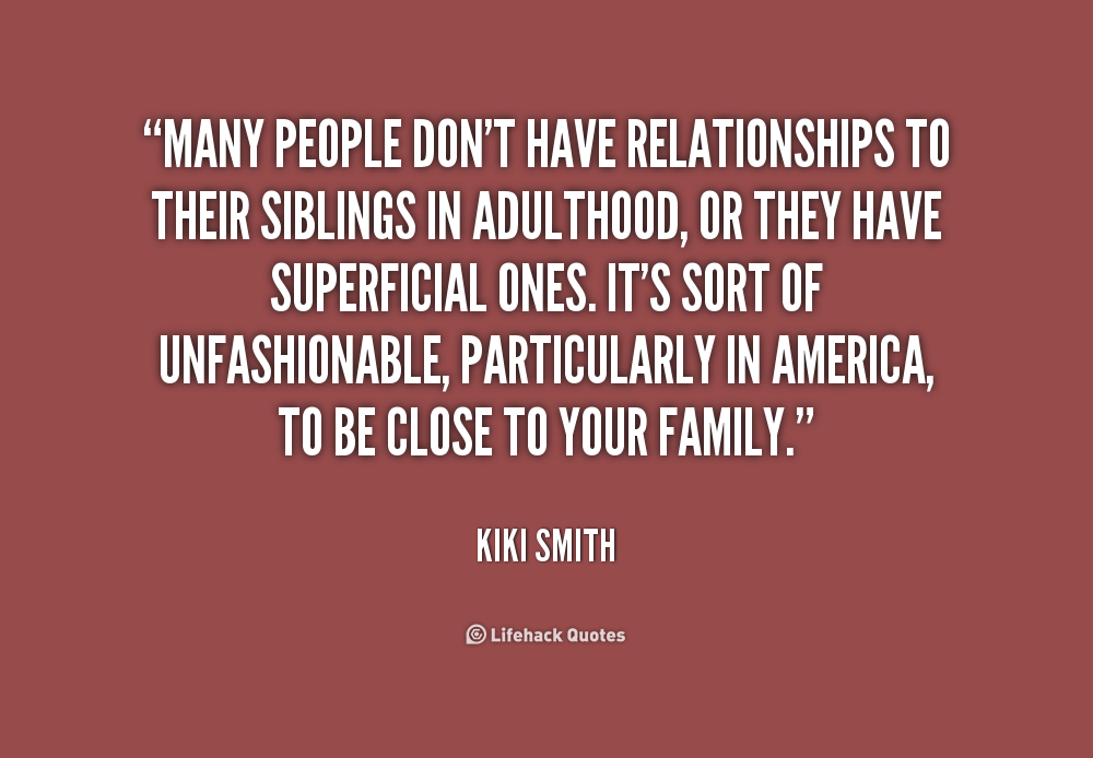 quotes about siblings - photo #18