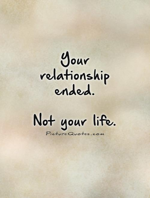 Quotes About Relationship Breakups 60 Quotes Custom Relationship Break Up Quotes