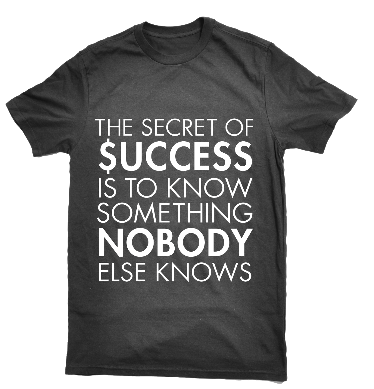 Black T Shirts With Quotes
