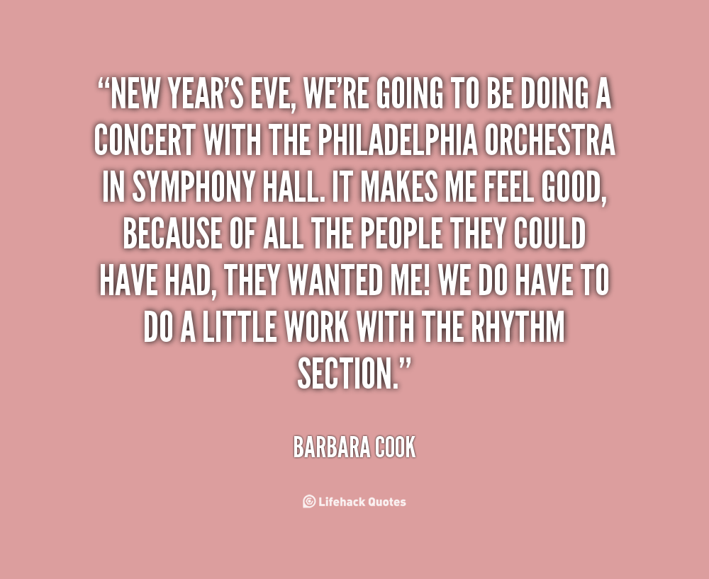Quotes About New Year Eve 56 Quotes