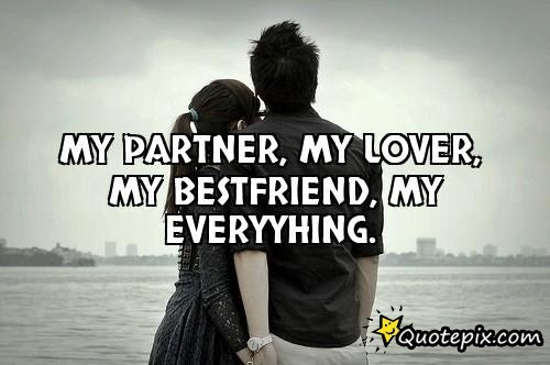 Quotes About Best Partner 55 Quotes