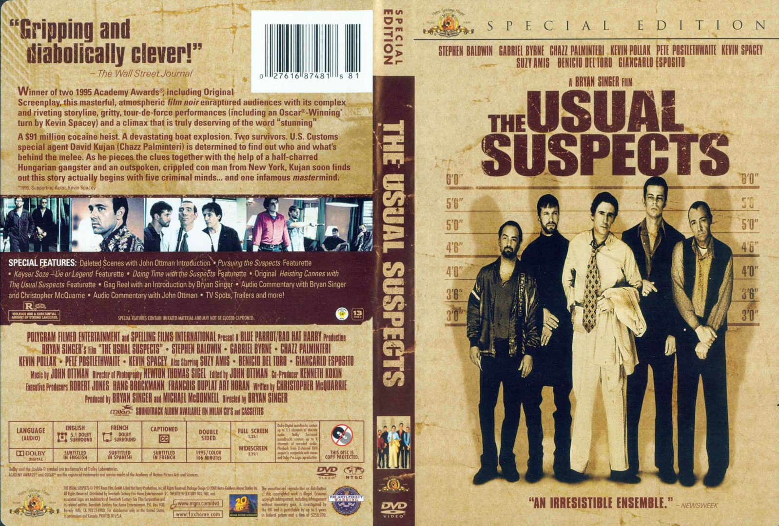 usual suspects analysis essay
