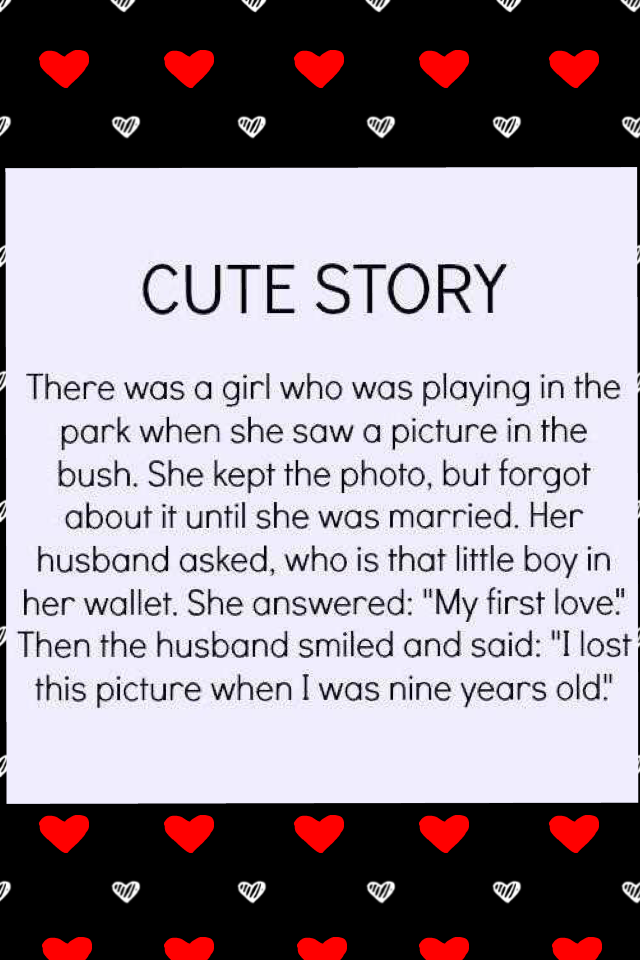 short story about teenage love