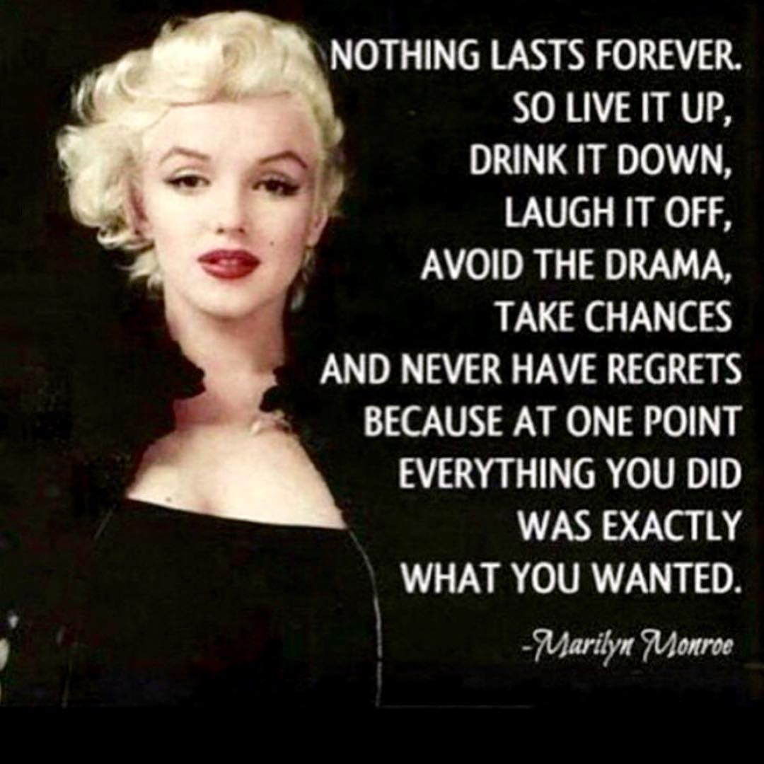 Marilyn monroe цитаты на английском