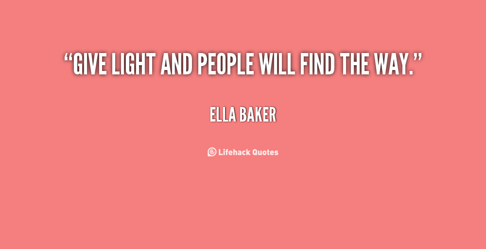 to document ella bakers life Bankers life is the marketing brand of bankers life and casualty company, medicare supplement insurance policies sold by colonial penn life insurance company and select policies sold in new york by bankers conseco life insurance company (bclic.