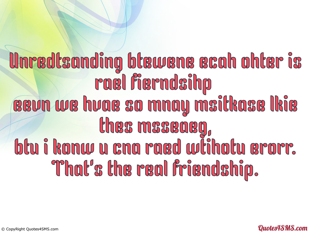 Quotes About Understanding Between Friends 20 Quotes