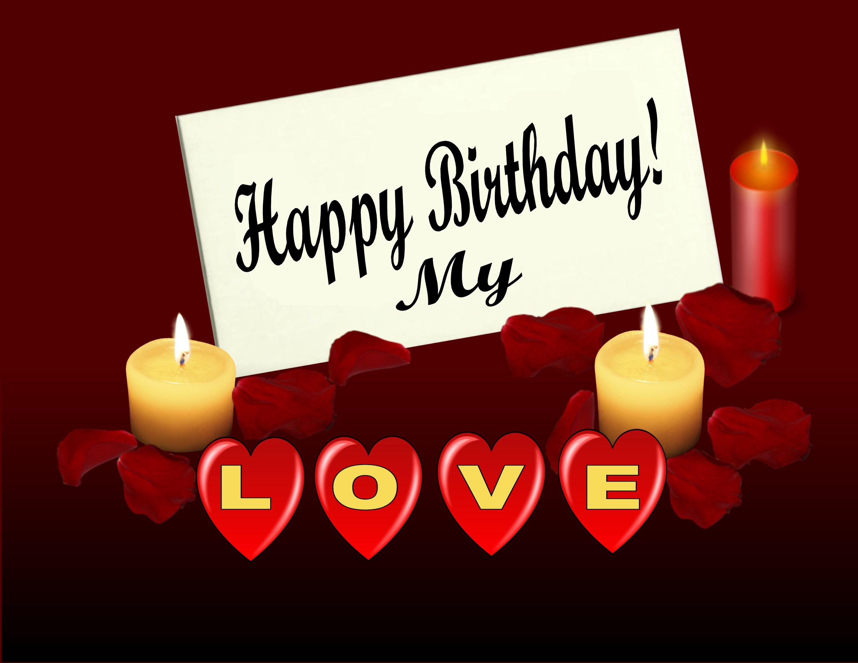 Quotes About Birthday My Love 50 Quotes