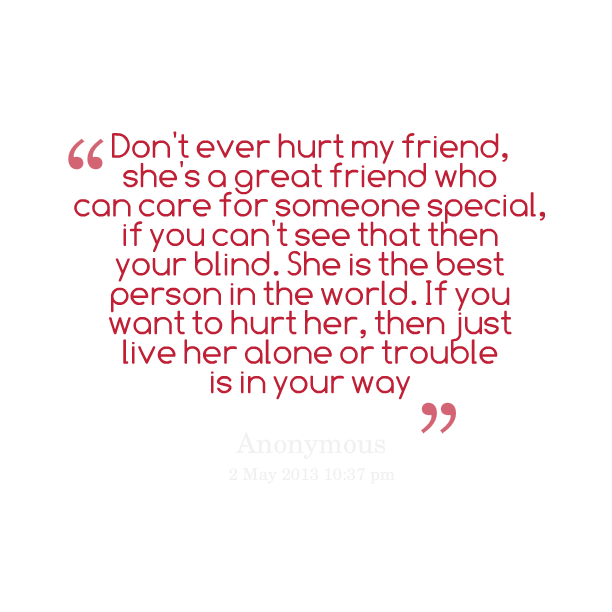 Quotes About Care And Hurt 91 Quotes