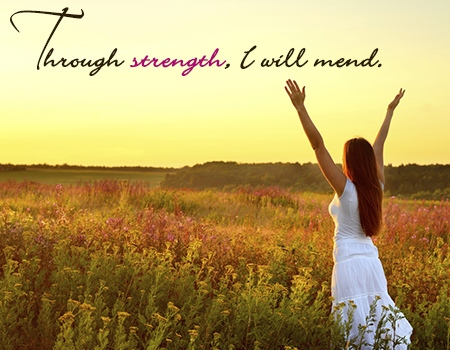 Quotes about Inspirational strength (21 quotes)