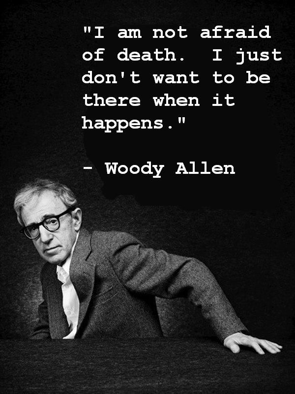 Quotes About Woody Allen 160 Quotes