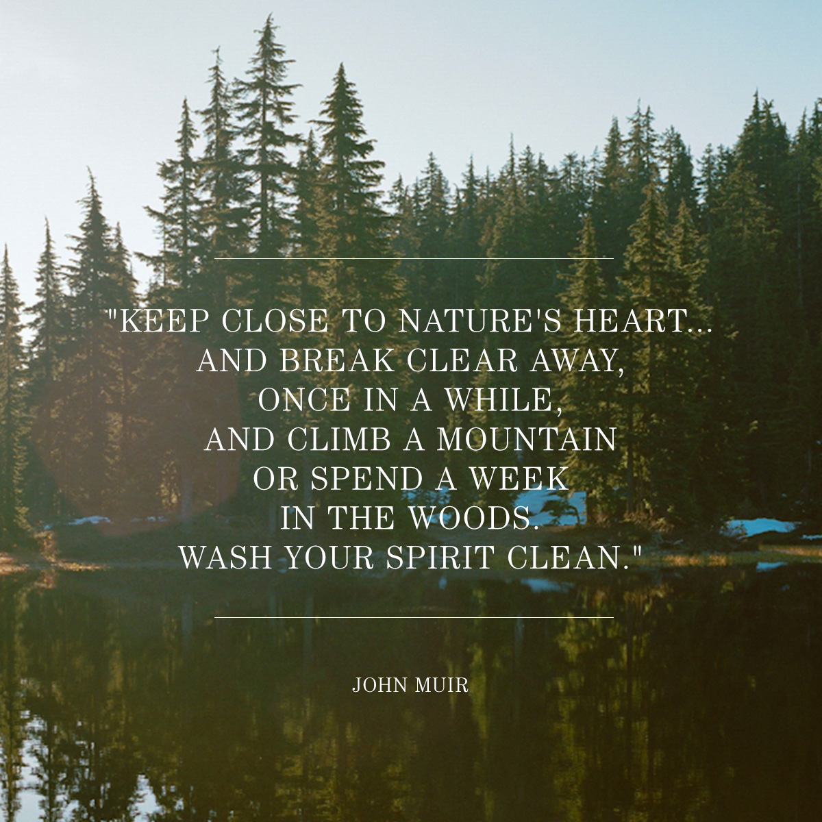 Quotes About Peace With Nature 41 Quotes