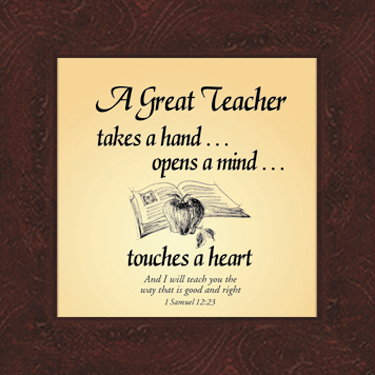 Quotes about Christian teacher (29 quotes)