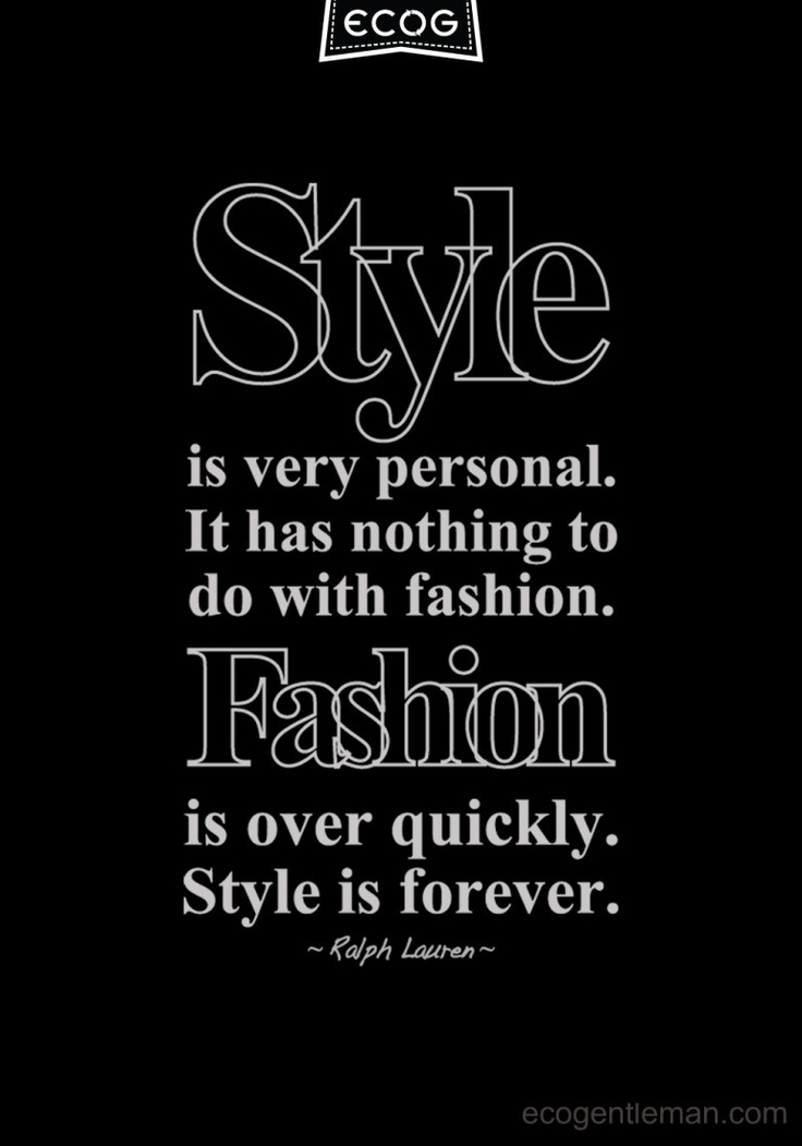 Quotes About Black In Fashion 73 Quotes