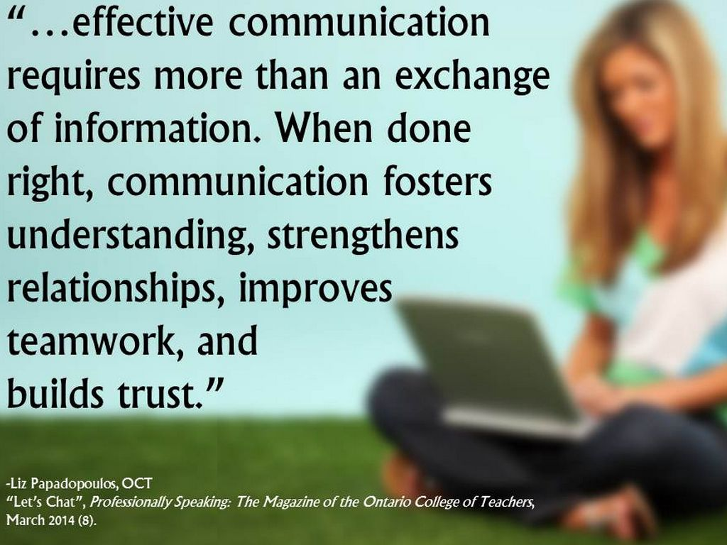communication trust Yet, even in an organization in which trust is a priority, things happen daily that can injure trust a communication is misunderstood.