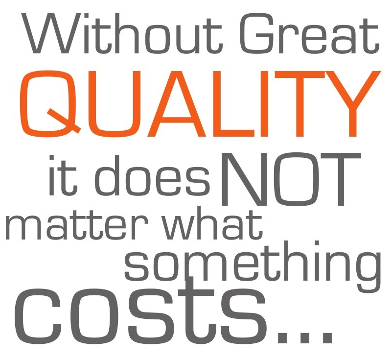 Quotes Quality Enchanting Quotes About Quality In Production 66 Quotes