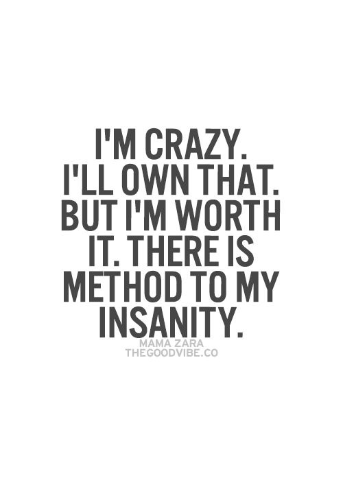 Crazy Girl Quotes Images | Bestpicture1.org