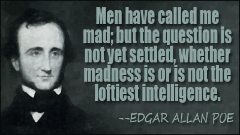 edgar allan poe s influences Edgar allan poe was born in boston on jan 19, 1809 poe's works remain popular today and are read all over the world his poems and short stories reflect his tumultuous life and the deaths of four prominent women in his life: his birth mother foster mother young wife, virginia and jane standard.