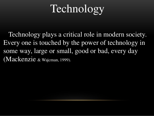 essay on good and bad effects of technology Americans and technology considering the new advancements taking place each passing day, the current growth rate in technology in america today is so high taking the credit for this is the excessive technological research programs being currently done by researchers within businesses, universities, and non-profit organizations.