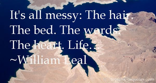 Quotes About Messy Hair 37 Quotes