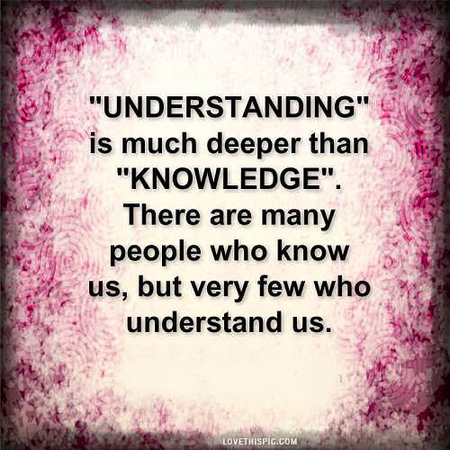 Quotes About Understanding Life 174 Quotes