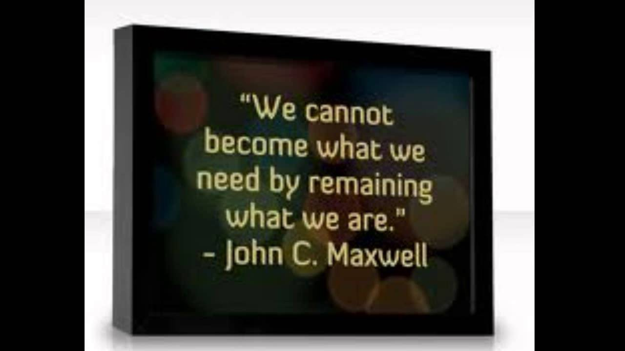 Quotes About Leadership Maxwell 17 Quotes