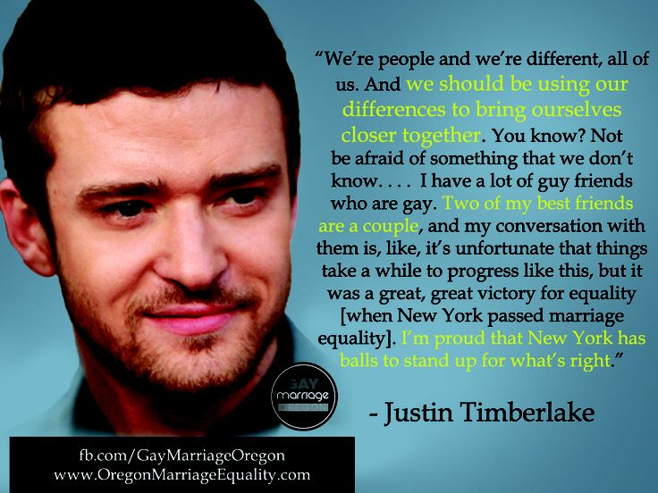 Quotes About Marriage Equality 76 Quotes