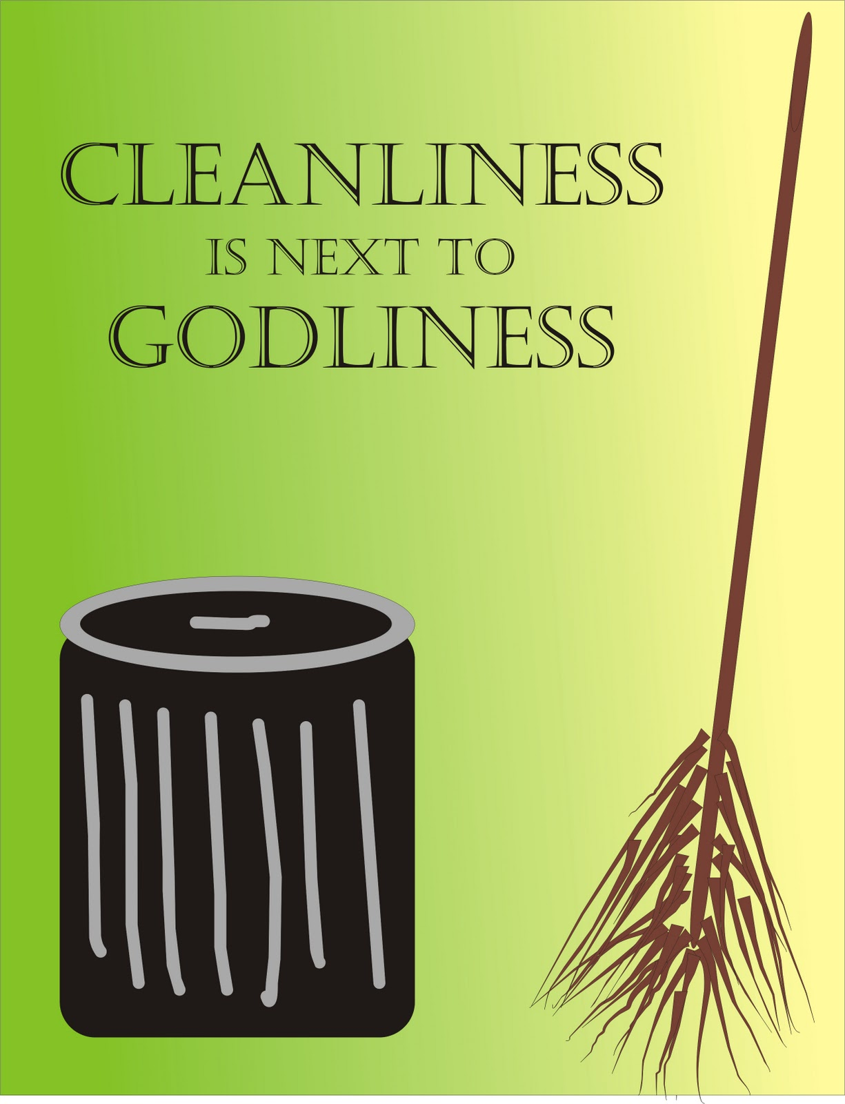 improtance of cleanliness in hindi Cleanliness in schools school is a place where one can learn so many thingsit helps the students to grow up into a responsible person every day the students spend a lot of time in school for learning and playing.