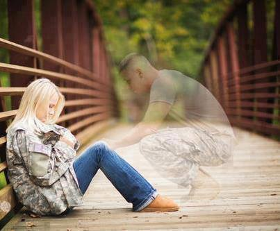 Cute army couple pictures