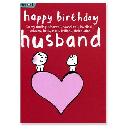 Funny Birthday Quotes For My Husband