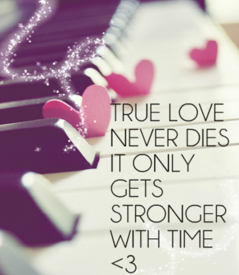 quotes about true love in time